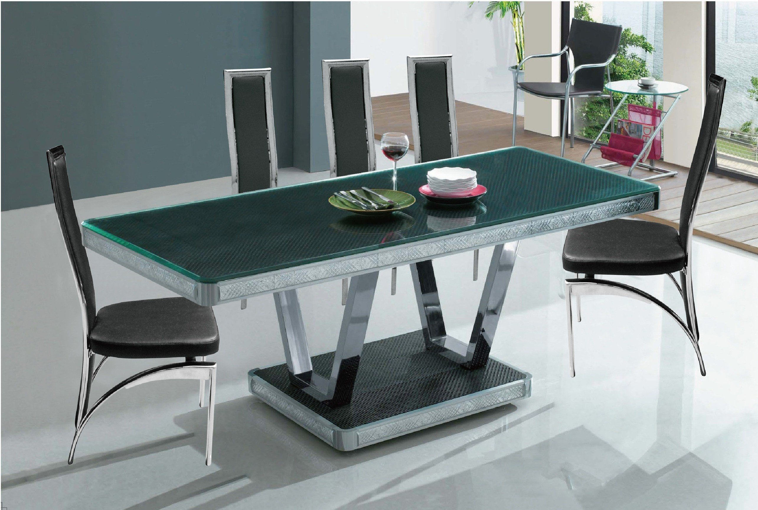 865t_glass_dining_table_7812_chair_1
