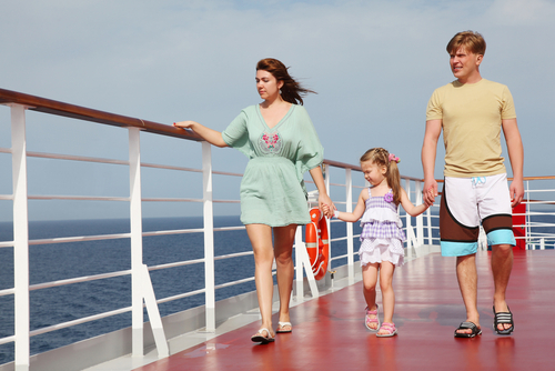 Family cruise holidays
