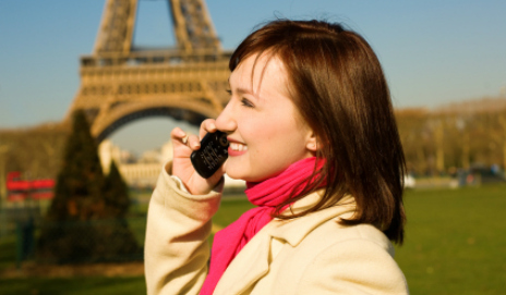 Making international phone calls
