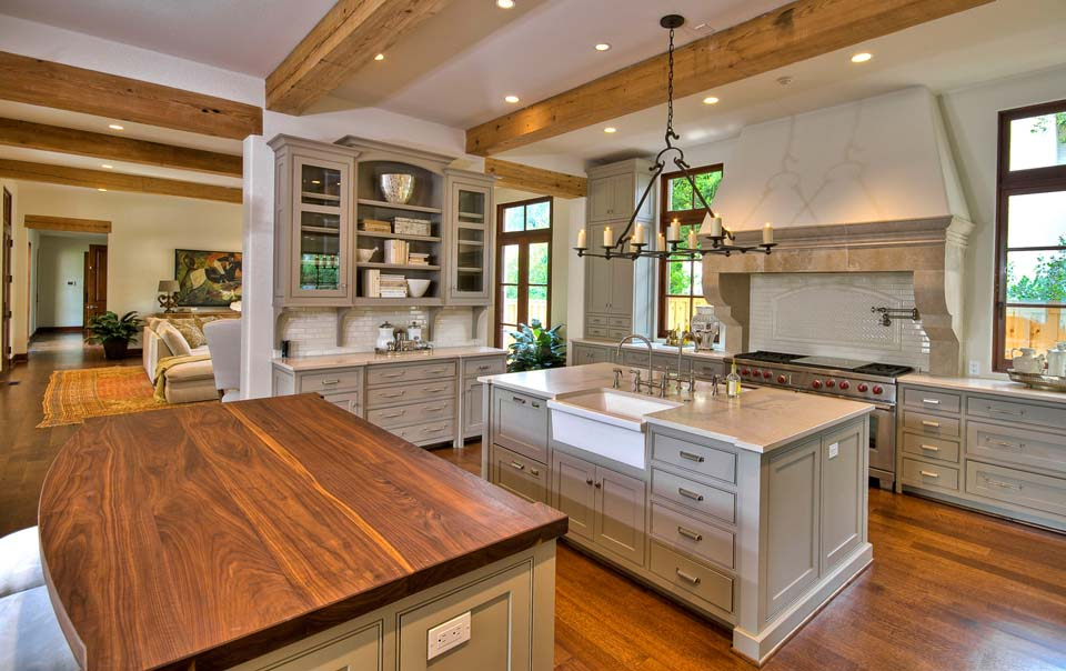 How to get the best kitchen for your money for Architectural design kitchens
