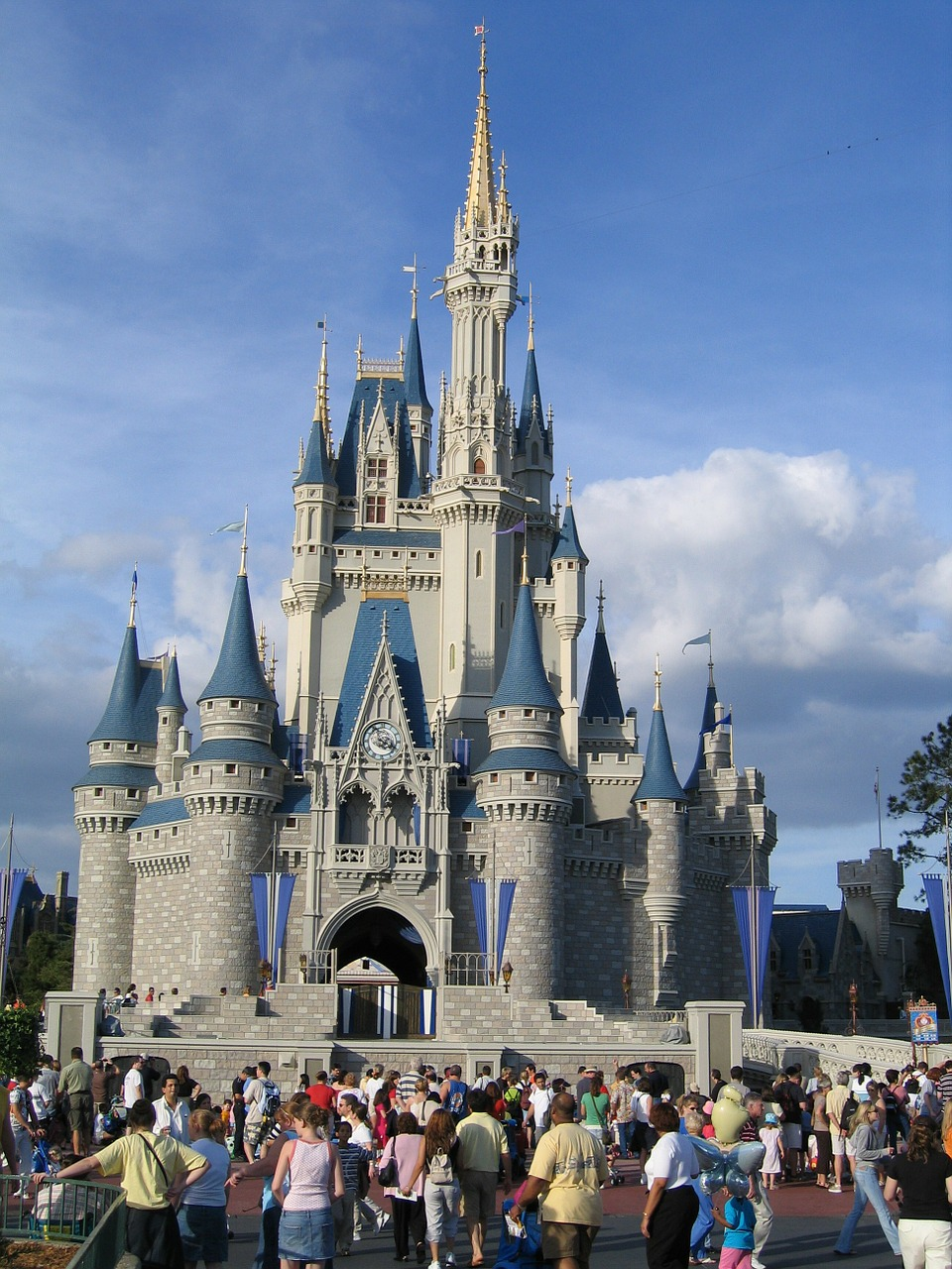 Visiting Cinderella Castle in the Magic Kingdom is a cornerstone of any Walt Disney World vacation