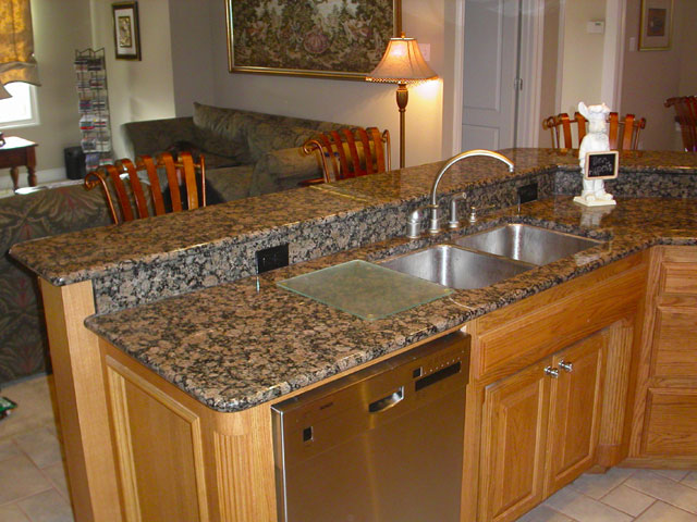 Granite Countertop Installation can be a very involved process