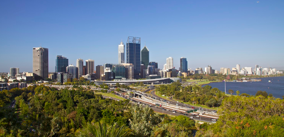 It's not always easy to find the right block of land in a thriving city like Perth
