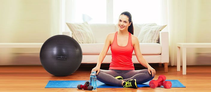 There are many way to Maintain Your Fitness From Home