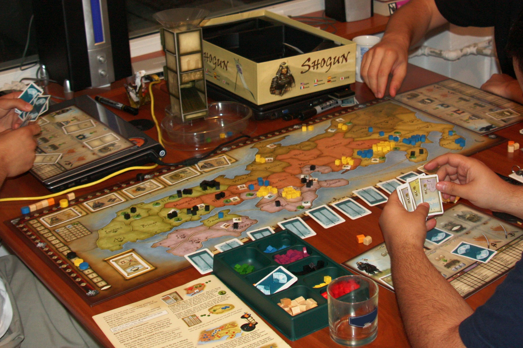 Playing tabletop games - Family Board Games Share A Laugh And Learn A Little Something At The Same Time