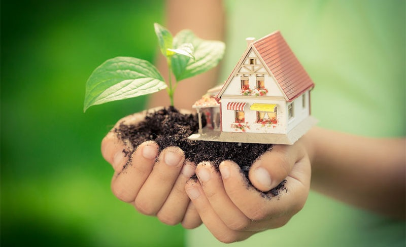 With all these DIY Tips to Make Your Home More Eco-Friendly, you'll be doing your part for the environment