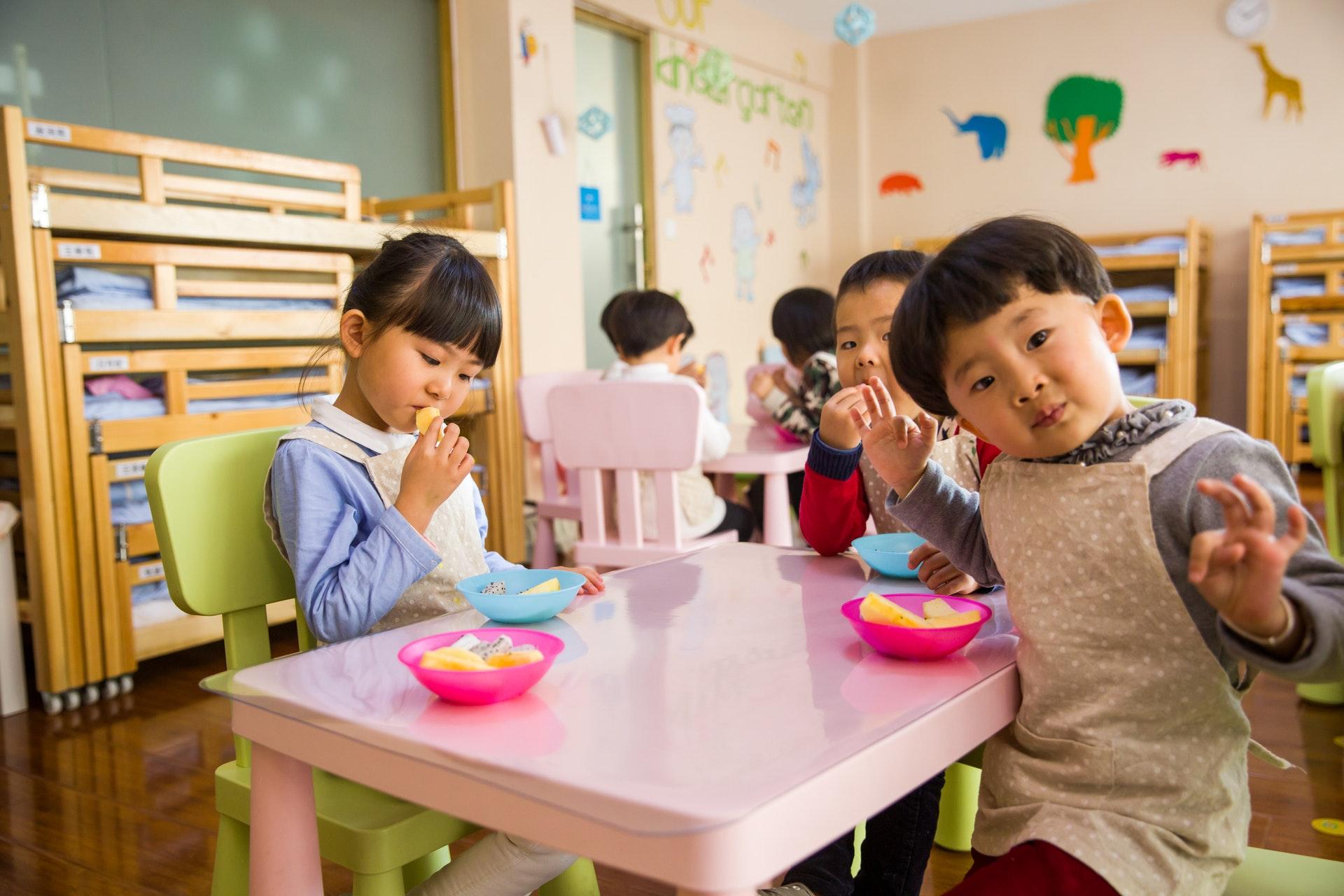 Sending Your Child To Preschool